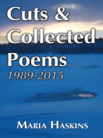 Cuts & Collected Poems 1989