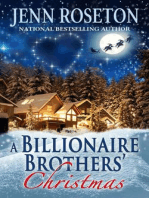 A Billionaire Brothers' Christmas