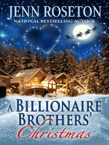A Billionaire Brothers' Christmas: Billionaire Brothers, #6