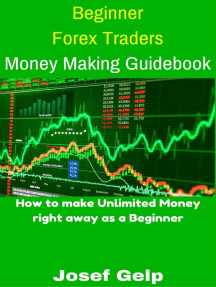 Beginner Forex Traders Money Making Guidebook: Beginner Investor and Trader series