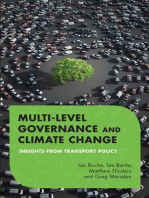 Multilevel Governance and Climate Change: Insights From Transport Policy