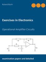 Exercises in Electronics
