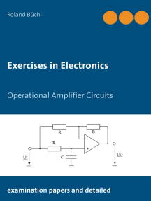 Exercises in Electronics: Operational Amplifier Circuits
