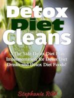 Detox Diet Cleans