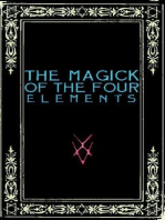 The Magick of the Four Elements