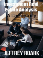 Investment Real Estate Analysis