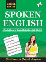 Spoken English: -