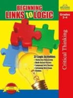 Beginning Links to Logic - Grades 2-4