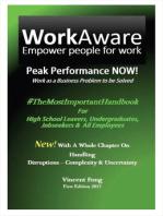 WorkAware - Peak Performance NOW!