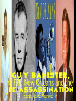 Guy Banister, the FBI, New Orleans and the JFK Assassination
