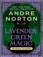 Lavender-Green Magic
