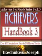 Achievers Handbook 3