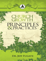 Church Growth Principles & Practices