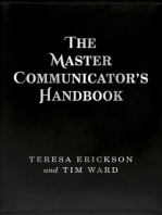 The Master Communicator's Handbook