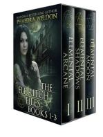 The Eldritch Files, Books 1-3