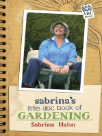 Sabrina's Little ABC of Gardening