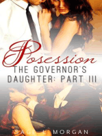 Possession (The Governor's Daughter New Adult Romance Series, #3)