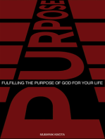 Fulfilling The Purpose Of God For Your Life