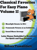 Classical Favorites for Easy Piano Volume 1 I