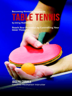 Becoming Mentally Tougher In Table Tennis By Using Meditation