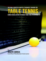 Creating the Ultimate Table Tennis Player