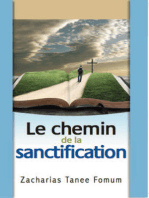 Le Chemin De La Sanctification