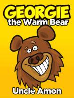 Georgie the Warm Bear
