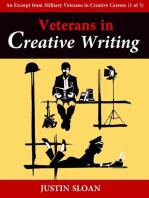 Veterans in Creative Writing