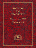 Sichos In English, Volume 26
