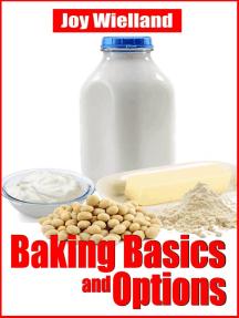 Baking Basics and Options