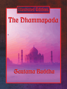 The Dhammapada (Illustrated Edition): With linked Table of Contents