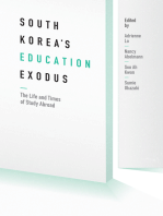 South Korea's Education Exodus