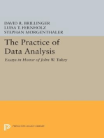 The Practice of Data Analysis: Essays in Honor of John W. Tukey