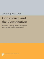 Conscience and the Constitution