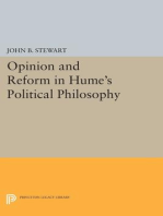 Opinion and Reform in Hume's Political Philosophy