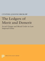 The Ledgers of Merit and Demerit