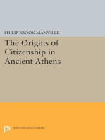 The Origins of Citizenship in Ancient Athens