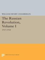 The Russian Revolution, Volume I