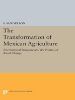 The Transformation of Mexican Agriculture: International Structure and the Politics of Rural Change