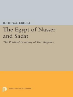 The Egypt of Nasser and Sadat: The Political Economy of Two Regimes