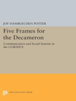 Five Frames for the Decameron