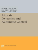 Aircraft Dynamics and Automatic Control