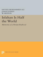 Isfahan Is Half the World