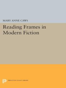 Reading Frames in Modern Fiction