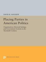 Placing Parties in American Politics