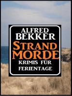 Krimis für Ferientage - Strandmorde