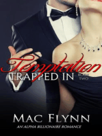 Trapped In Temptation #2 (BBW Alpha Billionaire Romance)