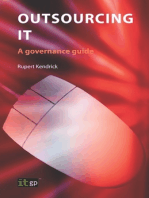Outsourcing IT: A governance guide