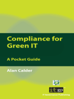 Compliance for Green IT