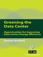 Greening the Data Center